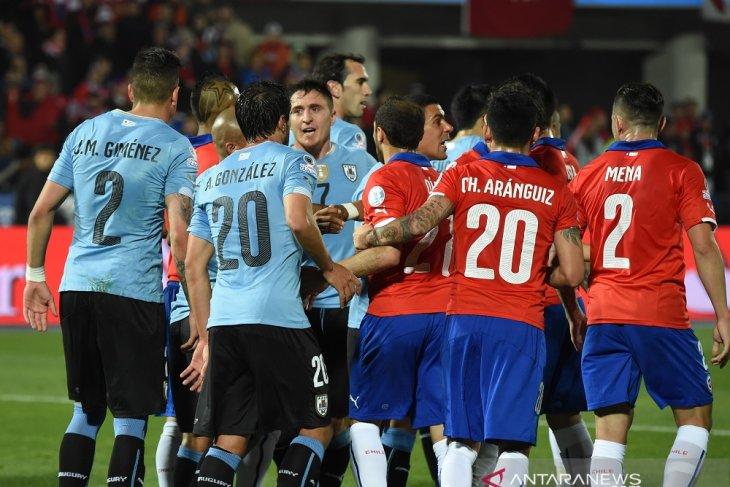 Uruguay Vs Ekuador