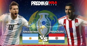 Argentina Vs Paraguay Copa America