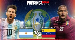 ARGENTINA VS VENEZUELA (PEREMPAT FINAL)
