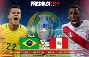 PREDIKSI BRAZIL VS PERU