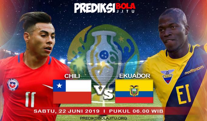 Prediksi Chili Vs Ekuador Copa America