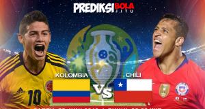 Kolombia Vs Chili