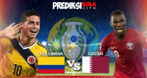 KOLOMBIA VS QATAR