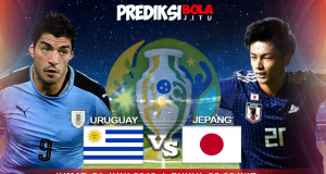 Uruguay Vs Jepang Copa America