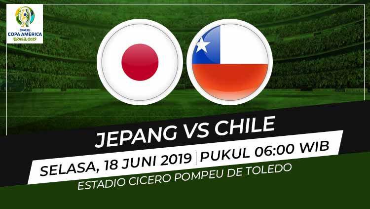 Jepang Vs Chili