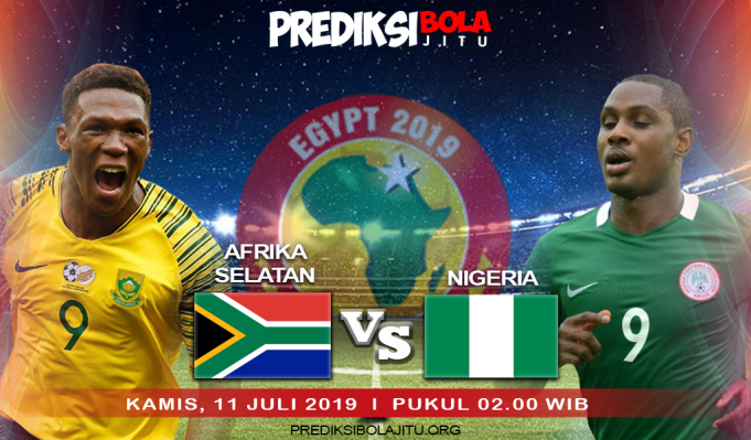 AFRIKA SELATAN VS NIGERIA