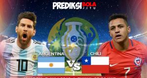 Argentina Vs Chili