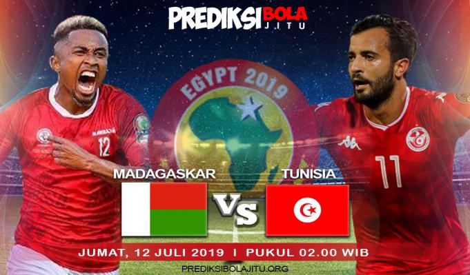 Madagaskar Vs Tunisia