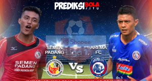 Semen Padang Vs Arema FC