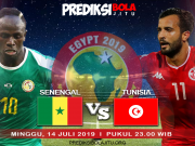 Senegal Vs Tunisia