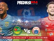 Tira Persikabo Vs Persija Jakarta