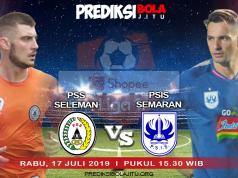 PSS Sleman Vs PSIS Semarang
