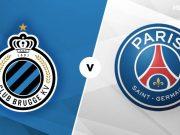 Club Brugge vs PSG