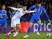Hasil Pertandingan KRC Genk VS Napoli
