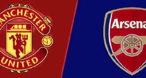 hasil pertandingan mu vs arsenal