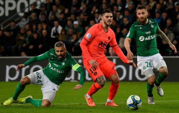 Prediksi PSG vs Saint Etienne