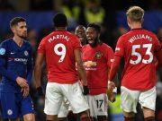 Hasil Pertandingan Chelsea vs Manchester United