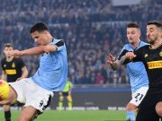 Hasil Pertandingan Lazio vs Inter Milan