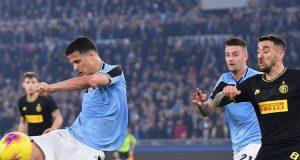 Hasil Pertandingan Lazio vs Inter Milan