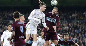 Hasil Pertandingan Real Madrid vs Celta De Vigo
