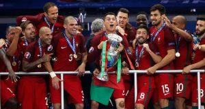 Portugal Juara Piala Eropa 2016