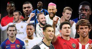 Daftar Transfer Pemain Termahal Di Dunia